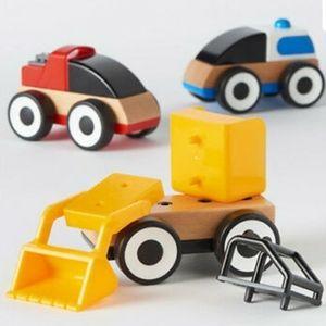Lillabo truck set
